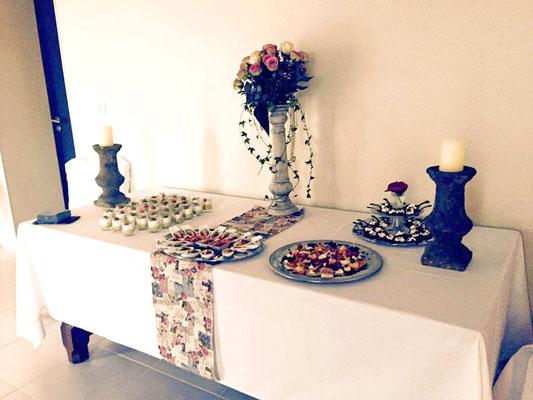 buffet intérieur