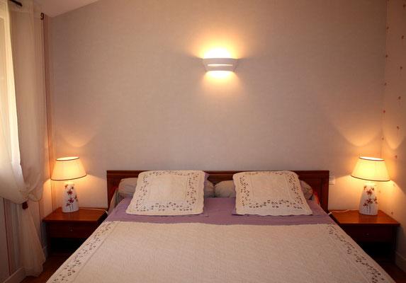 chambre lit 180
