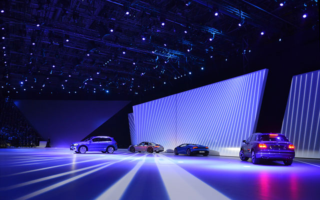 Volkswagen Group Night // IAA 2015 // Photo © Jean Peter Feller