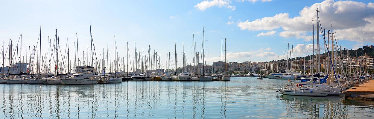 Palma Marina // Mallorca 2012 // Islas Baleares // Photo © Jean Peter Feller