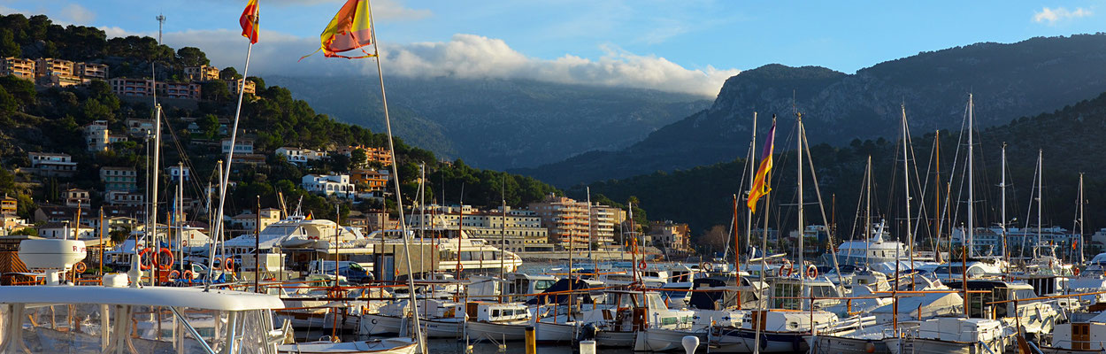 Port de Soller // Mallorca 2012 // Islas Baleares // Photo © Jean Peter Feller