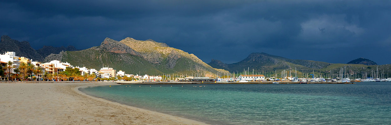 Port de Alcudia // Mallorca 2012 // Islas Baleares // Photo © Jean Peter Feller
