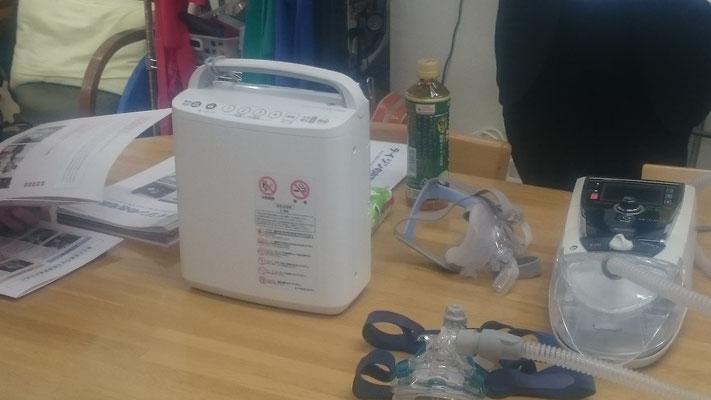 酸素濃縮器! これで4Lまで可能とは、、、