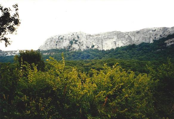 Montagne Ste Baume