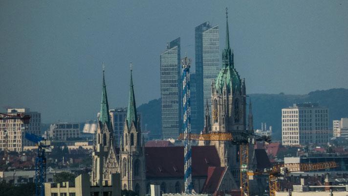 Highlight Tower Schwabinger Tor