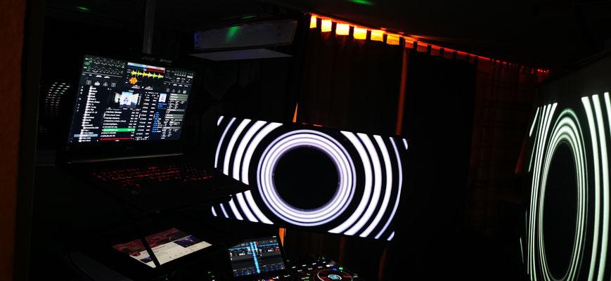 Livestream Atelier - Webcam DJ