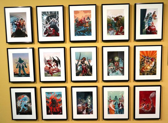 Austrian Superheroes Bilder