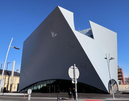 Die neue Kunsthalle