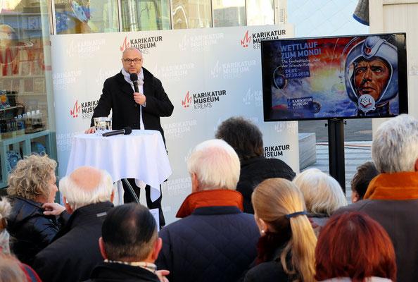 Direktor Gottfried Gusenbauer