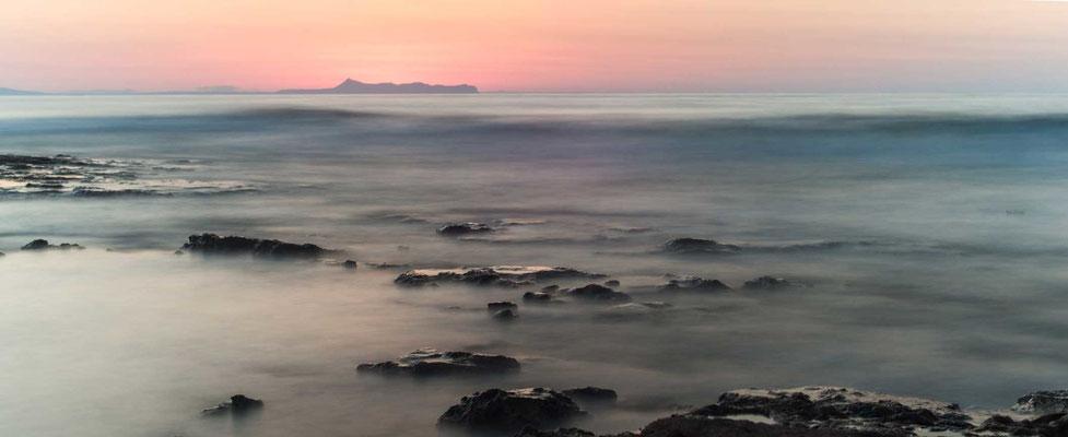 Foto: Patrick Pellegrini...Ambiguous waves I pastell