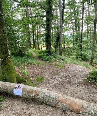 Foto: Hans Zürcher_Bike-Barriere