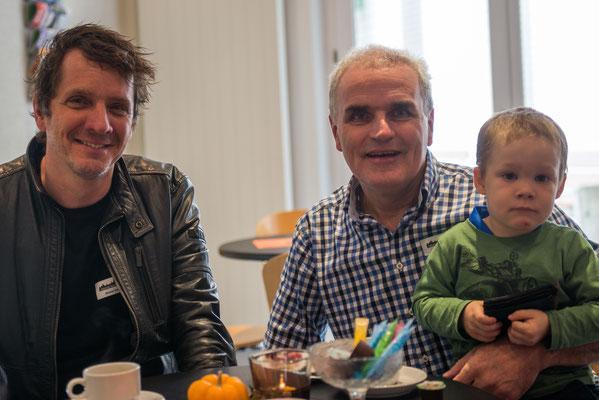 Foto: Markus Buess; Michael Garro, Markus Buess