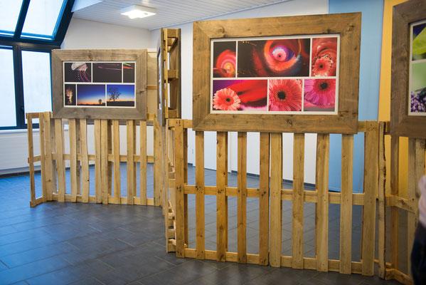 Foto: Markus Buess; Zimmer 60 (Portfolios mit je 6 Bildern von Fotoclub Mitgliedern)