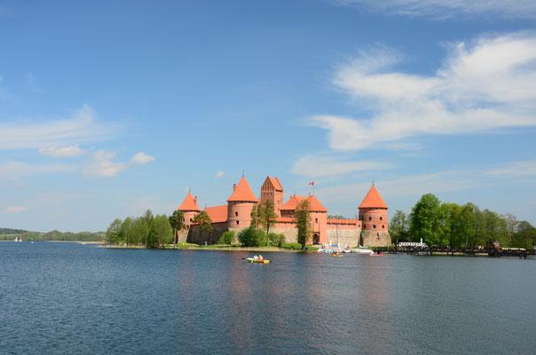 Wasserburg Trakai, Litauen (2012)
