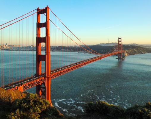 Golden Gate, San Francisco, USA (2015)