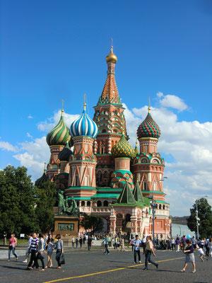 Moskau, Russland (2012)