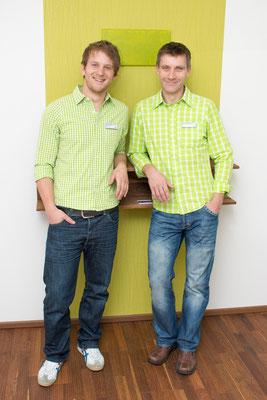 Michael Otillinger & Werner Schreckenbauer