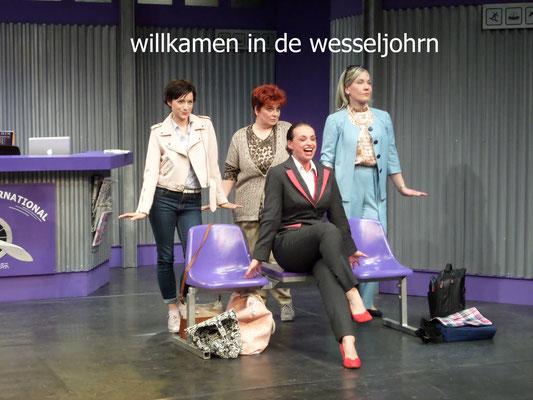 WILLKAMEN IN DE WESSELJOHRN
