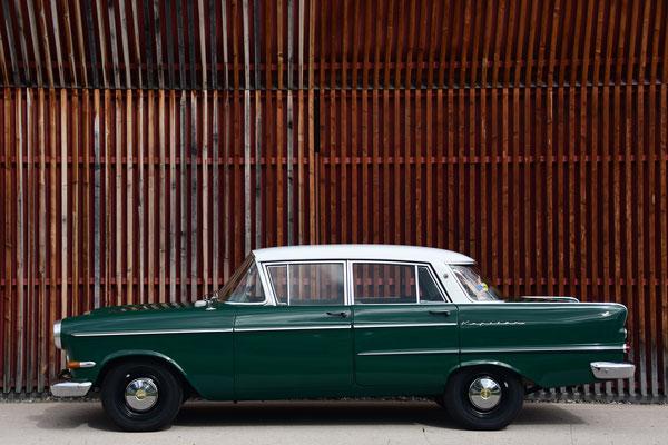 Foto: Andreas Ender - Opel Kapitän PL 2,6 Luxus - Baujahr 1962 | von unserem iG Mitglied: Thomas
