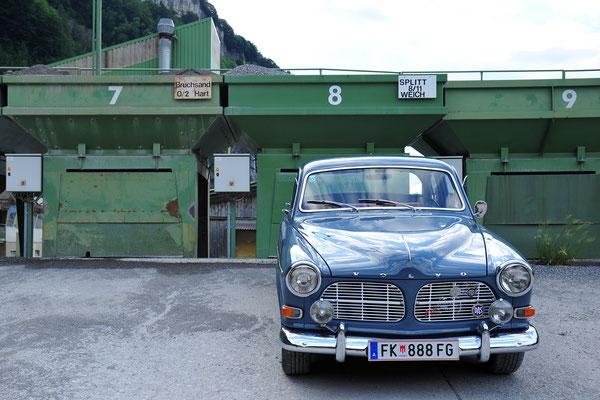 Foto: Andreas Ender - Volvo Amazon 122S - Baujahr 1963 | von unserem iG Mitglied: Alex