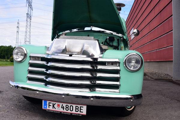 Foto: Andreas Ender - Chevrolet 3100 - Baujahr 1949 | von unserem iG Mitglied: Manfred