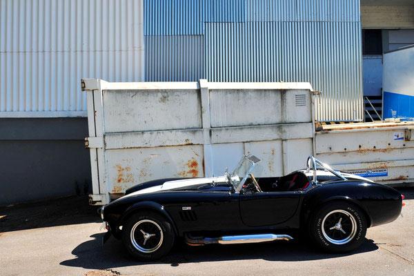 Foto: Andreas Ender - Ford Cobra - Baujahr 1975 | von unserem iG Mitglied: Michael