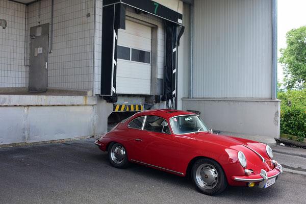 Foto: Andreas Ender - Porsche 356C Coupe - Baujahr 1964 | von unserem iG Mitglied: Reini