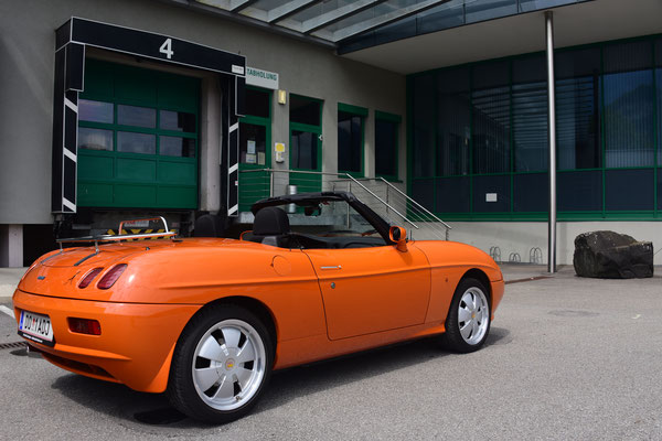 Foto: Andreas Ender - Fiat Barchetta - Baujahr 1996 | von unserem iG Mitglied: Stefan