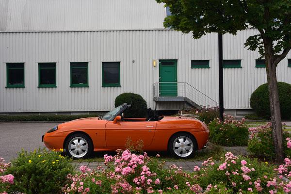 Foto: Andreas Ender - Fiat Barchetta - Baujahr 19xx | von unserem iG Mitglied: Stefan