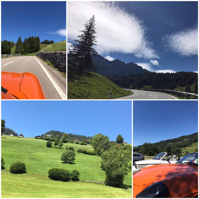 Foto: iG Mitglied Stefan + Andrea / WhatsApp - eine 3 Stunden Tour über die Schweiz