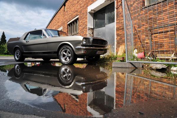 Foto: Andreas Ender - Ford Mustang - Baujahr 1966 | von unserem iG Mitglied: Peter