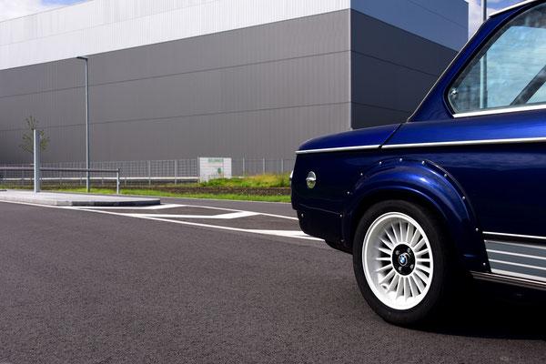 Foto: Andreas Ender - BMW 2002 - Baujahr 1972 | von unserem iG Mitglied: Roger