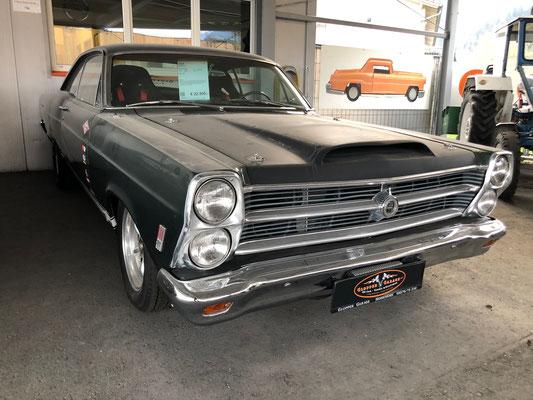 Ford Fairlane | Baujahr 1966 | nicht typisiert | viel am Auto gemacht | Momentan für 1/8 und 1/4 Meile gerichtet | 22.900,00€