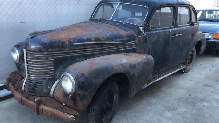 Opel Kapitän | Modelljahr 1945-49 | Dekoration oder Restauration | Preisvorschlag
