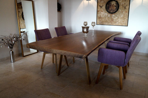Tisch Eiche Geräuchert tische holz tischmanufaktur für exklusive echtholztische