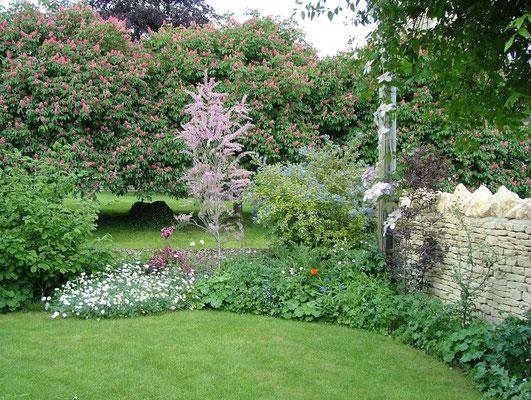 Gartenpflege - Gartenfläche
