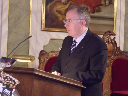 Ansprache von Matthias David Kramer beim Jahresempfang 2013