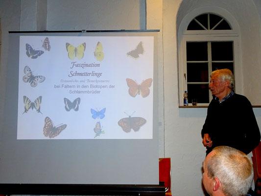 Michael Kast bei seinem Vortrag