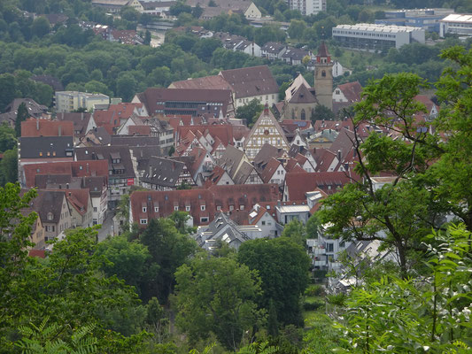 Leonbergs Altstadt
