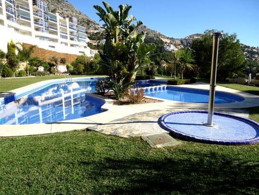 Rent-a-House-Spain, Costa Blanca, Altea, La, Vella, Albir, Benidorm, Moraira, Calp(e), Alfaz del Pi, Javea, Xabia, pool, luxury, golf, sea, beach, dishwasher, Dutch satellite TV,