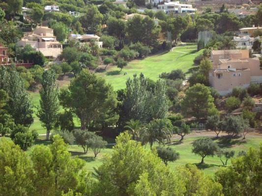 Rent a House Spain, Costa Blanca, Altea La Vella, pool golf sea beach dishwasher Dutch satellite TV