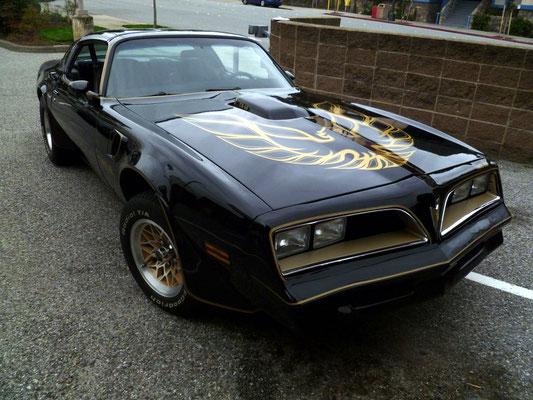 1978 Pontiac Firebird Trans Am (Bandit)