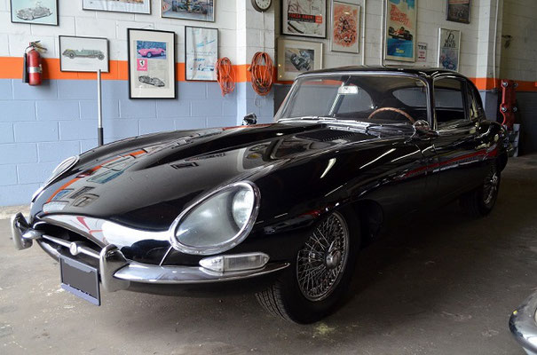 1966 Jaguar E-Type Coupe 2+2