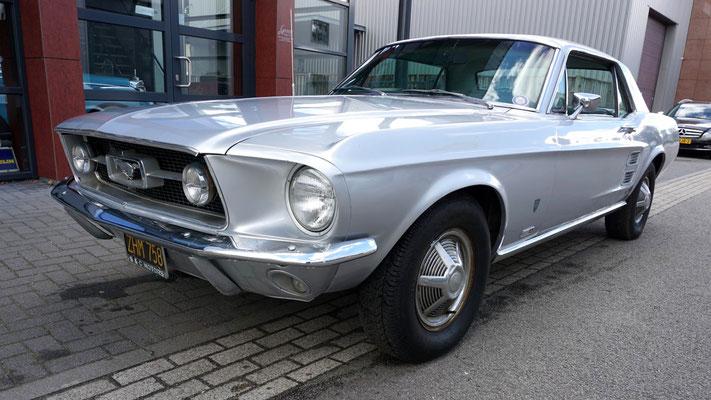 1967 Ford Mustang Bigblock GTA HCS