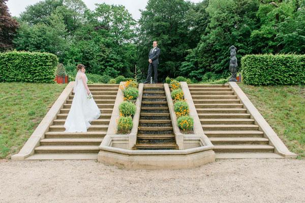 Brautpaarshooting im Schloss Gottorf, Schleswig