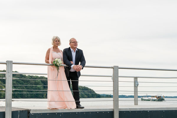 Brautpaarshooting in Langballigau