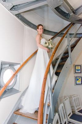 Hochzeit auf dem Leuchtturm Falshöft