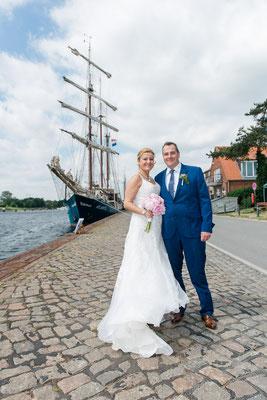 Hochzeit im Leuchtturm Kiel Holtenau