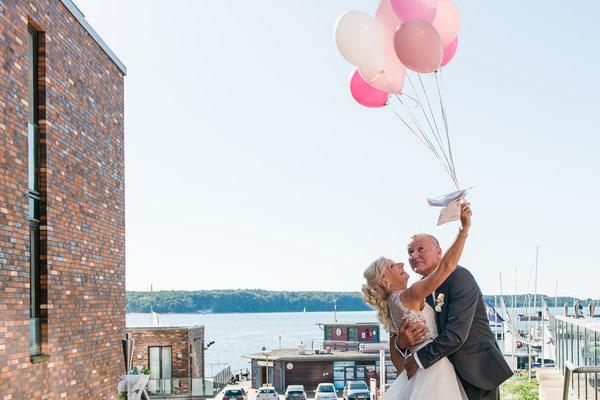 Brautpaarshooting in Flensburg