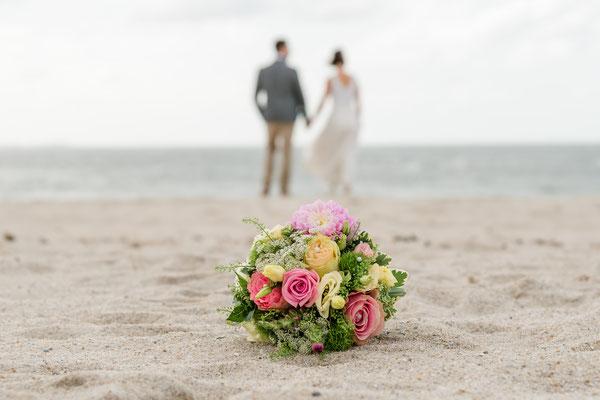 Brautpaarshooting auf Sylt